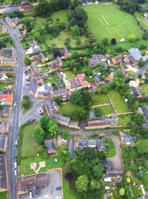 Bugbrooke from the Air - 3