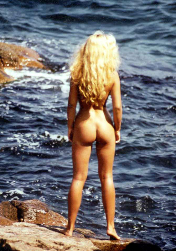 Retro : Nudista joga tábor Bulgáriában....
