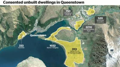 Vacant properties in Queenstown?