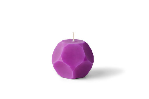 Candle_Sun_Purple_Front_Blank