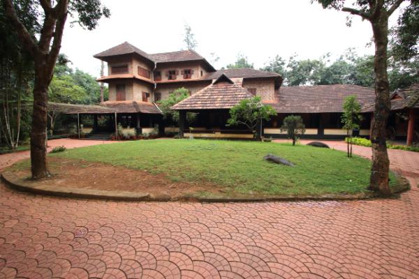 Ayurveda Resort in farm setting in Kerala, India