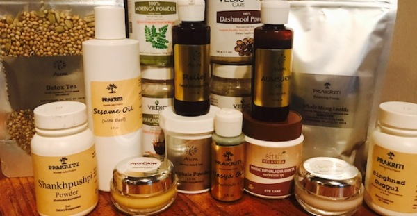 Ayurvedic herbs & products store NYC