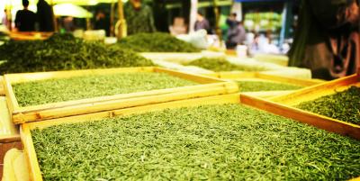 Manufacturing Process of China tea---Green tea & Black tea