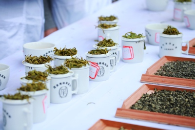 Chinese loose tea grade system