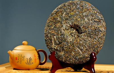 The Manufacturing Process of pu-erh tea