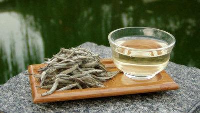 Manufacturing process of China tea---White tea