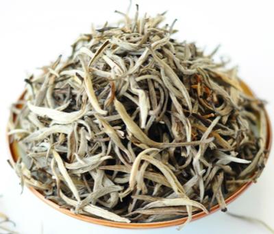 Tea Encylopedia: Jasmine Scented Tea --- Jasmine Sliver Needle Tea