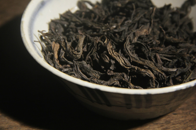 High-end Tea of WuYi Rock Tea ---- Rou Gui from NiuLan NiuLan pit