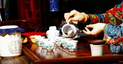 Chinese tea ceremony---How to brew chinese tea