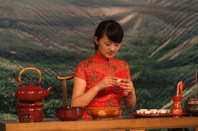 China Gong-Fu Tea Ceremony