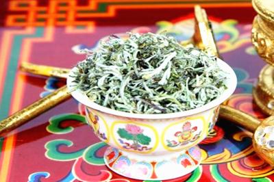 Ancient Tibetan Tea --- E-Se Tea
