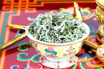Ancient Tibetan Tea --- E-Se Tea