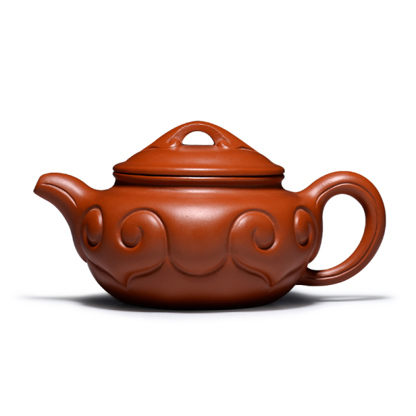 teapot,YiXing purple clay