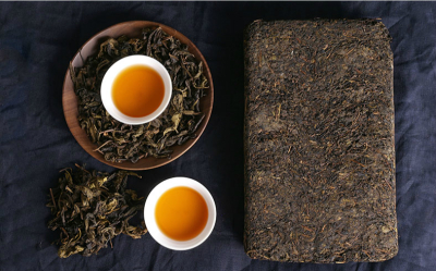 Dark tea :Hunan Dark Tea / Anhua Dark Tea