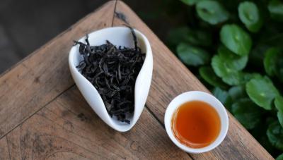 High-end Tea of WuYi Rock Tea ---- Tie Luo Han