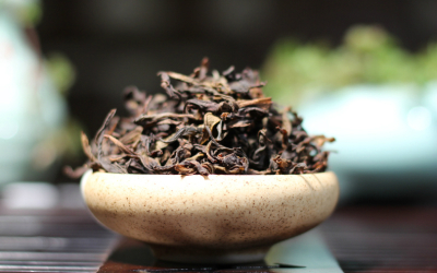 WuYi Rock Tea ---- Bai Ji Guan