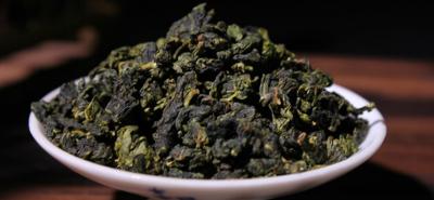 Oolong Tea: Bai Ya Qi Lan  Tea