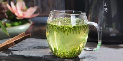 Jiu Hua Buddha Tea green tea
