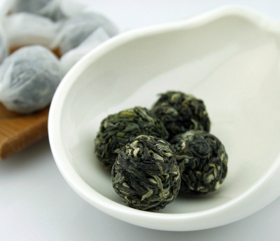 LeiGong Mountain Sliver Ball Tea green tea