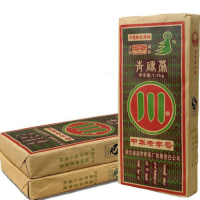 Lao Qing Dark Tea / Green Brick Tea