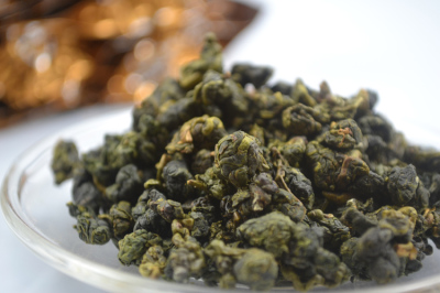 Taiwan Oolong Tea:Milk Oolong Tea / Jin Xuan Tea