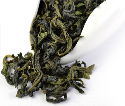 Taiwan Oolong Tea: WenShan Pouchong Tea