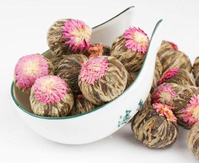 Health tea: Ku Ding Tea
