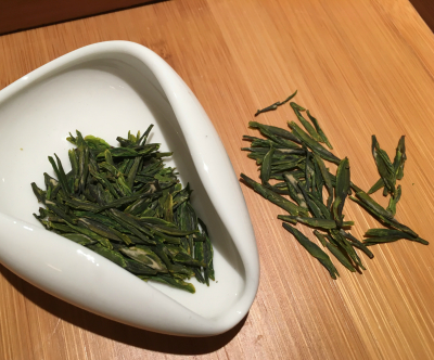 qi qiang green tea