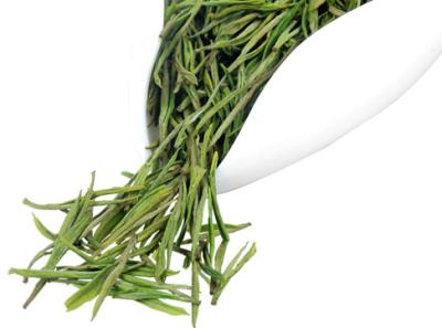 green tea, an ji bai cha tea