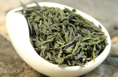 green tea, kaihua longding tea