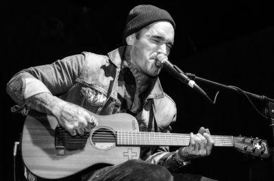 Ceekay Jones, Sing Song writing, scarhead, NY Hardcore, revelrouser, gobophotogrpahy glasgow