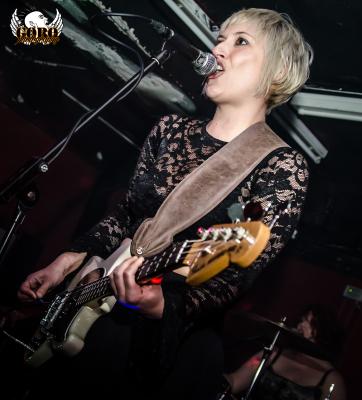 Punk Rock, Riot Grrl, Gobophotography Glasgow, Revel rouser