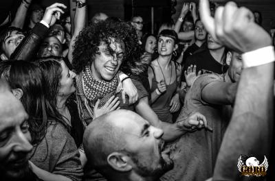 Riot Gurrl, Punk rock, Girobabies,