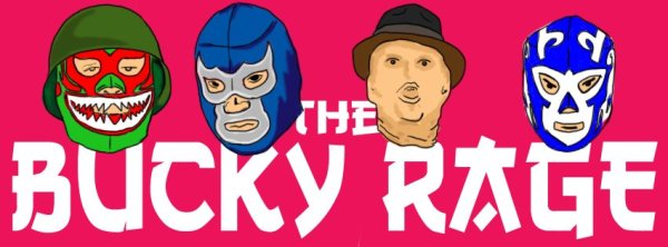 The Bucky Rage - F.I.Y.Luv U - LP Review