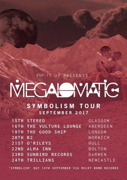 Megalomatic 'Symbolism' EP Launch Party