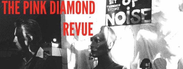 The Pink Diamond Revue - 'Go Go Girl' - PREMIER! - Single Review.