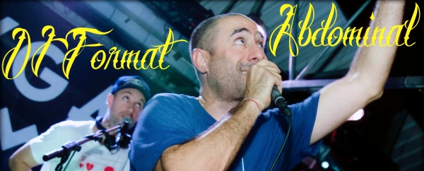 DJ Format & Mc Abdominal - Still Hungry Tour 2017 - Live Review