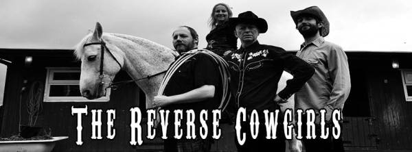 The Reverse Cowgirls - 'Hot Dinners' Ep
