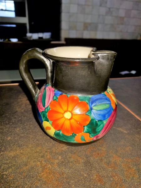 Mrazek Czech ARt Pottery Pitcher