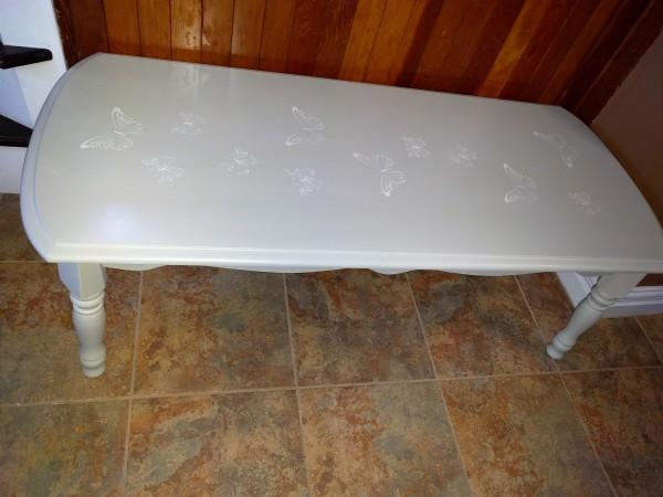 Beautiful Butterfly Coffee Table