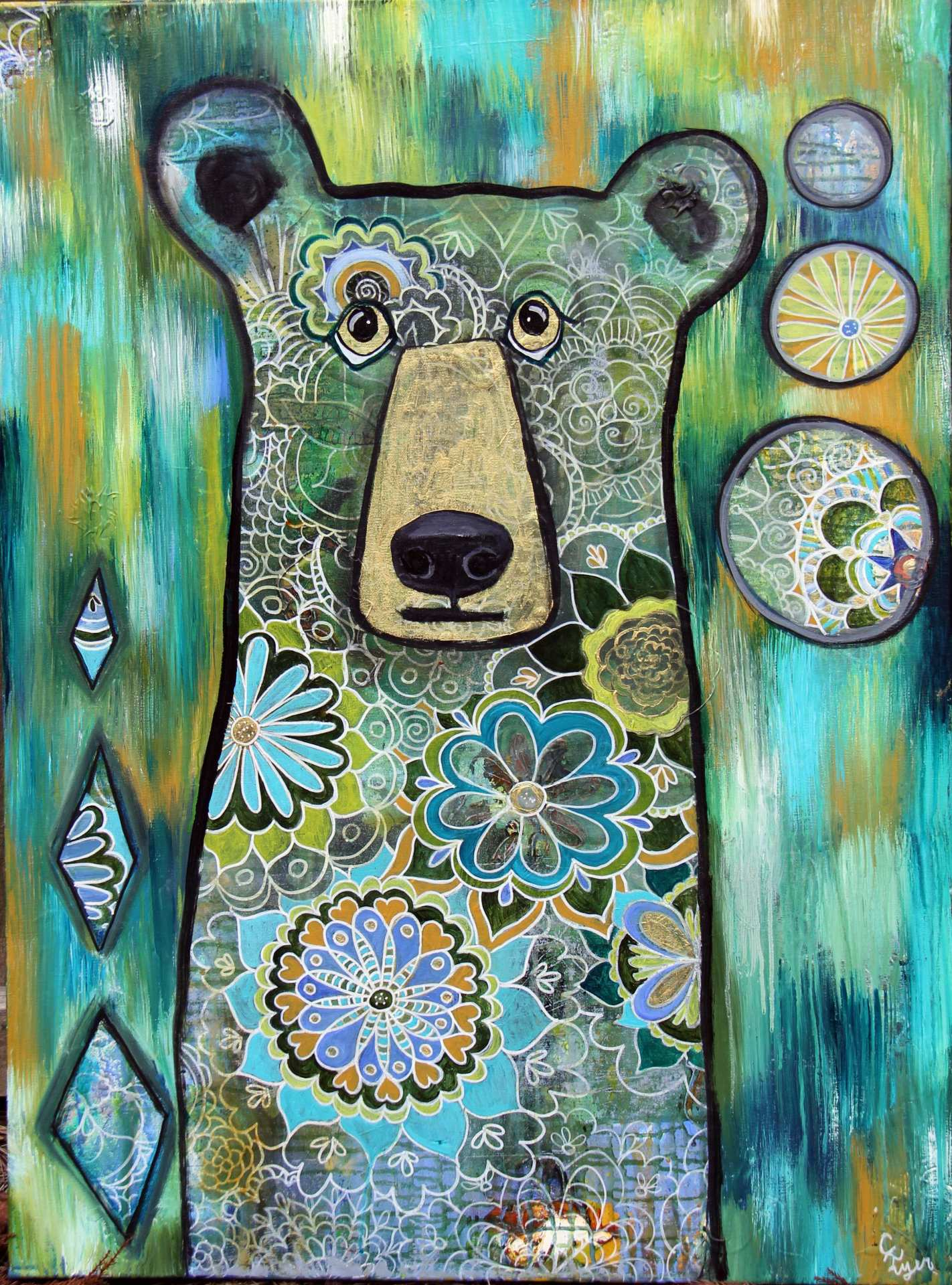Whimsical Bear