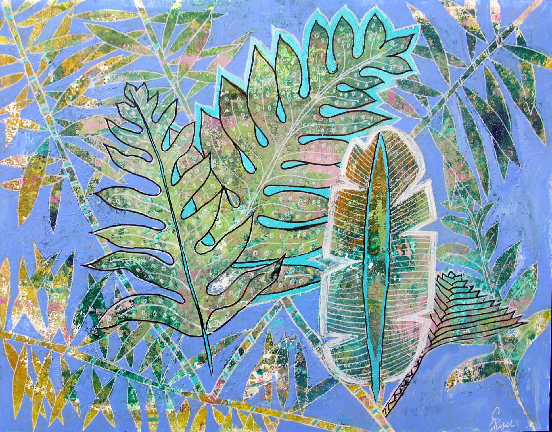 Palm Doodle