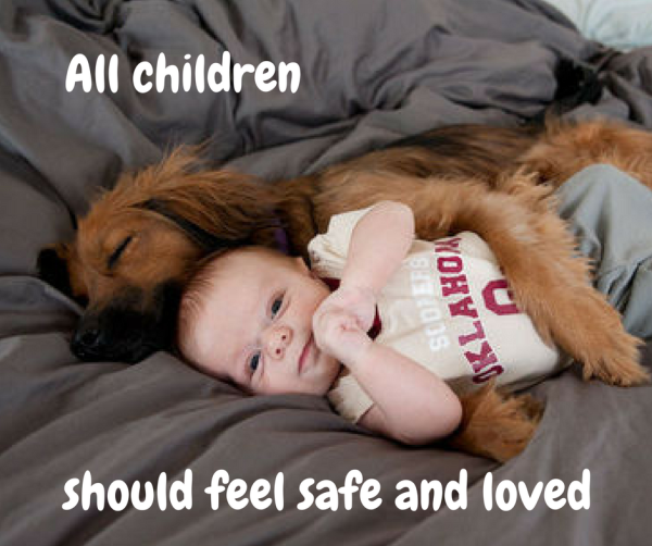 KIDS NEED LOVE