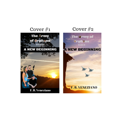 HELP PICK A COVER