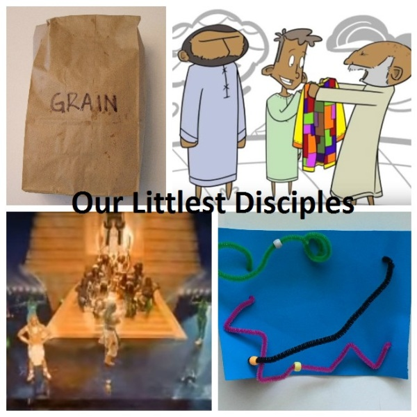 Joseph (4 of 5) Genesis 44:1–47:12