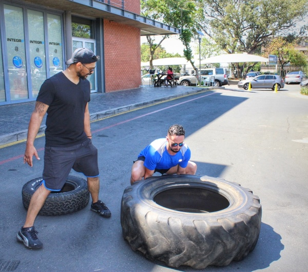 Outdoor Boot Camp Launched at Planet Fitness Wanderers