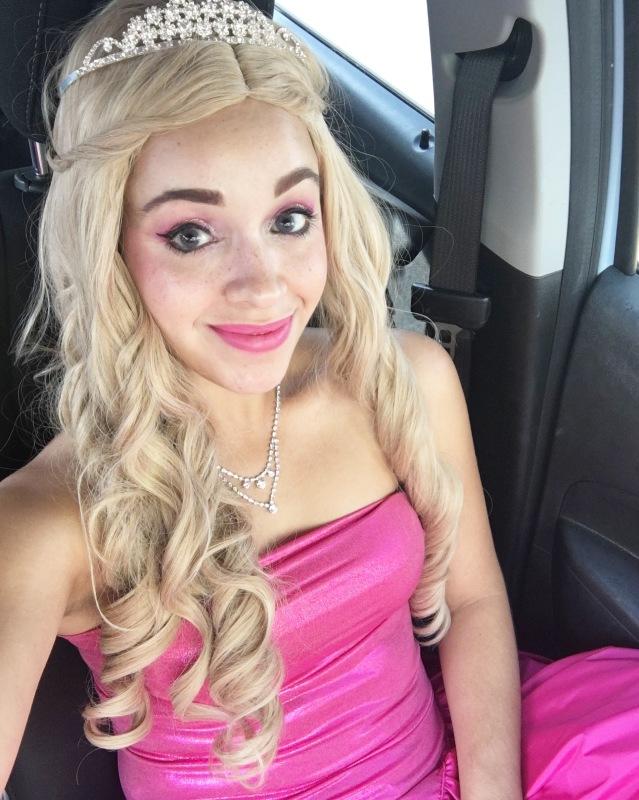 C'mon Barbie let's go party! [New Character]