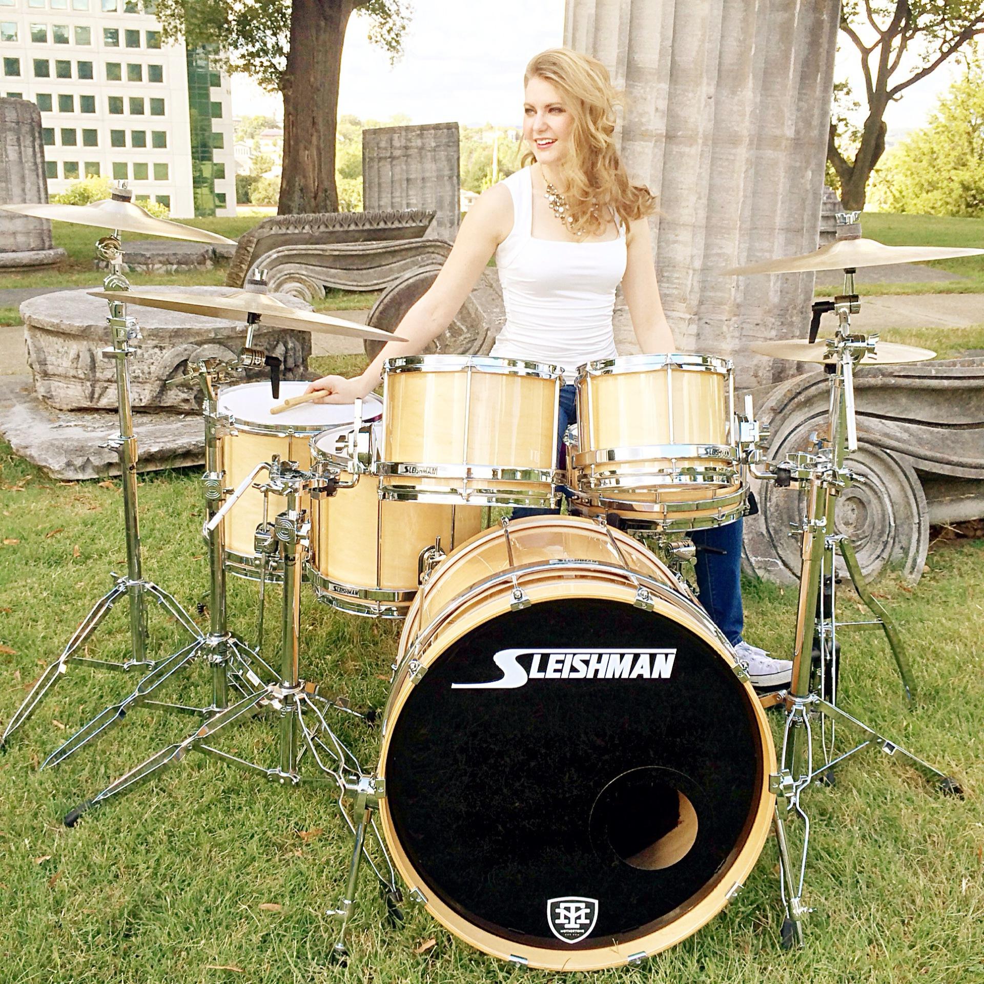 Mothertone/Sleishman Drums Promo Pic