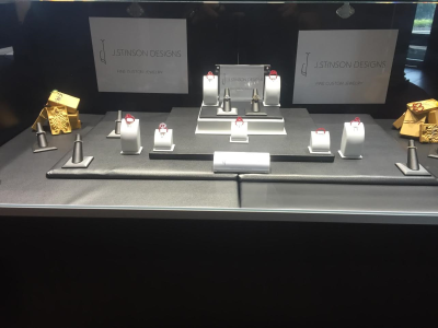 J. Stinson Designs - Now Available at Glennpeter Jewelers