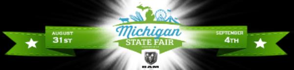 August 31, 2017 - Michigan State Fair Performance - 3:30pm - 4:15pm